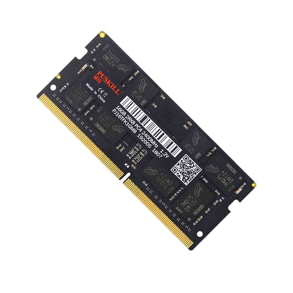 Ram Ddr4- Notebook High Performance, Laptop Memory