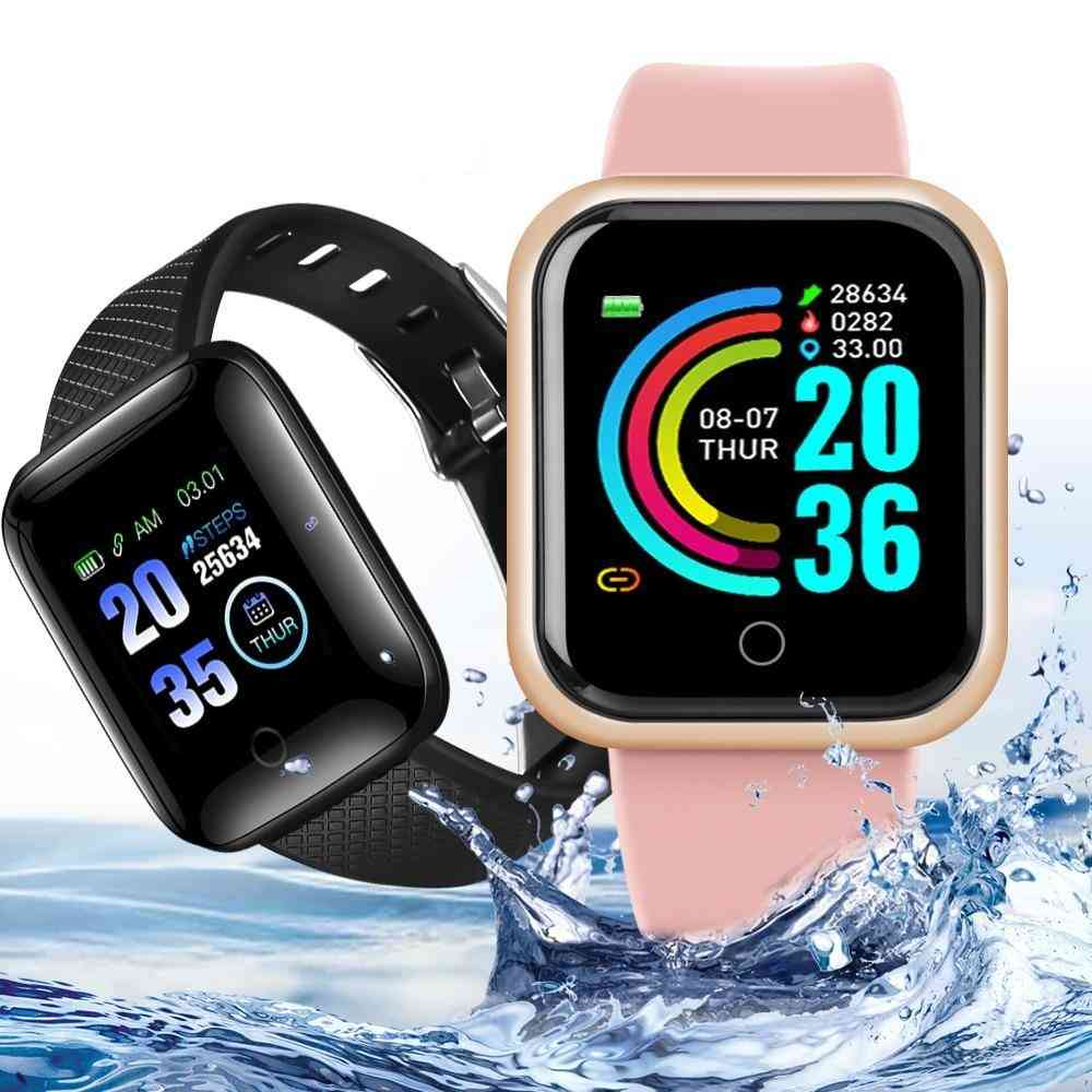 Android Smartwatch Heart Rate Monitor Fitness Tracker, Sport Watch Smart