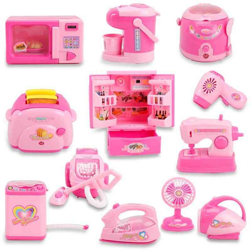 Household Appliances, Pretend Play Educational Kitchen Set