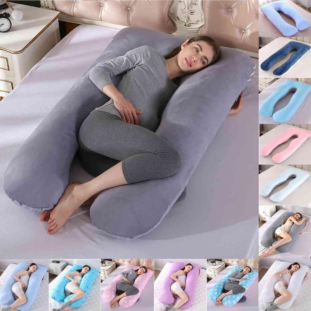 U-shaped Large Pregnancy Pillows Comfortable Maternity Belt Body Pregnancy