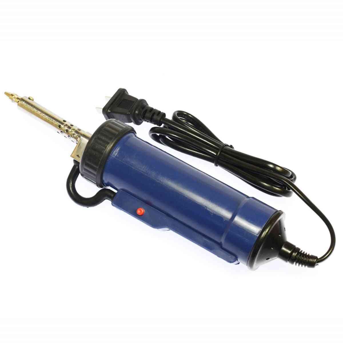 Solder Sucker 30w Electric Vacuum Desoldering Pump Iron Gun