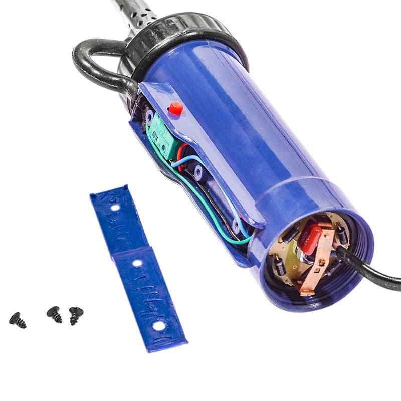 Electric Vacuum Desoldering Pump Iron Gun - Soldering Repair Tool