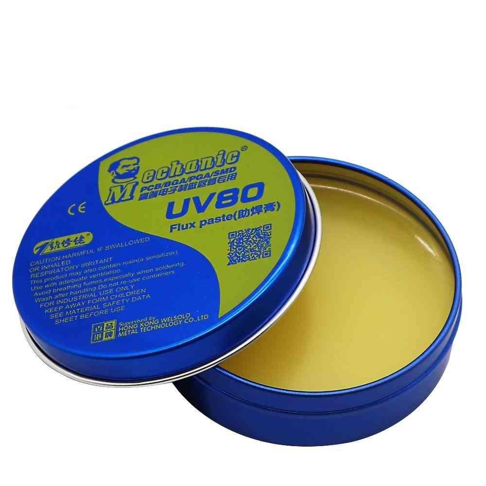 Solder Tin Rosin Based Flux Paste Cream