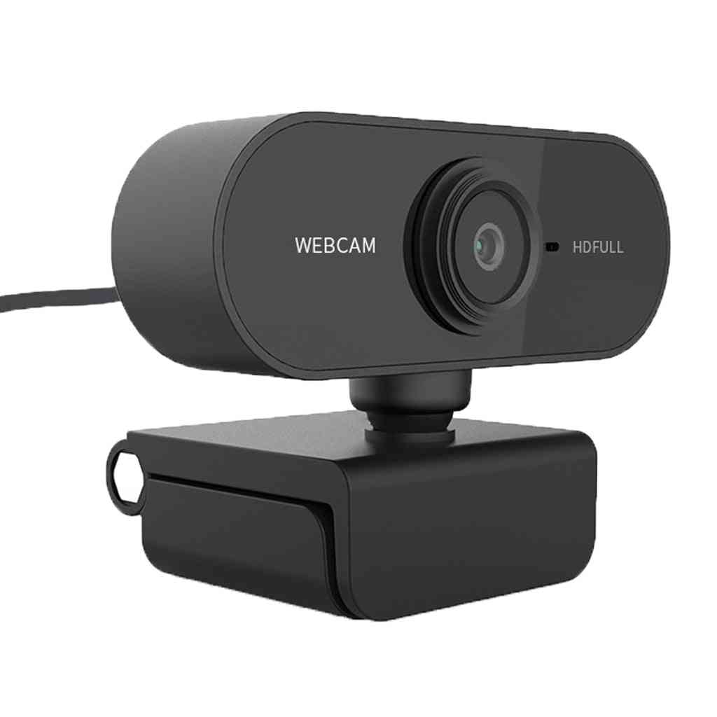 Hd Web Camera With Microphones (a)