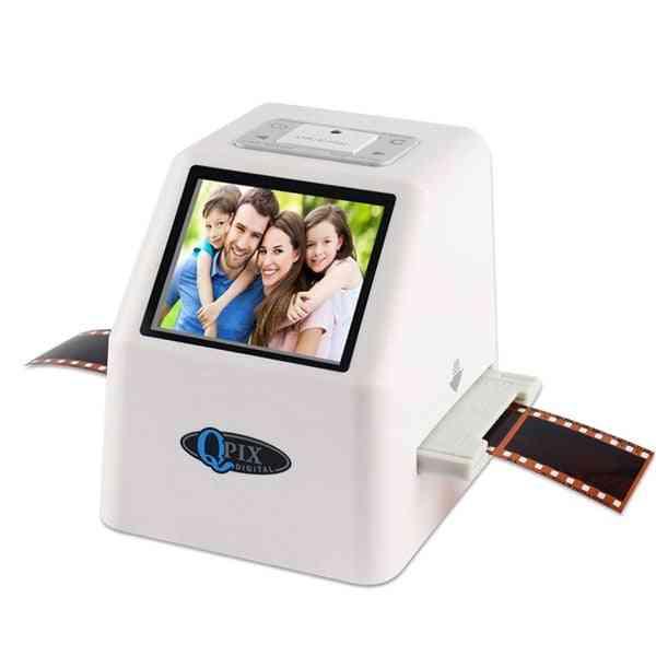 Film Scanner Megapixels Negative Slide Scanner Digital Film Converter