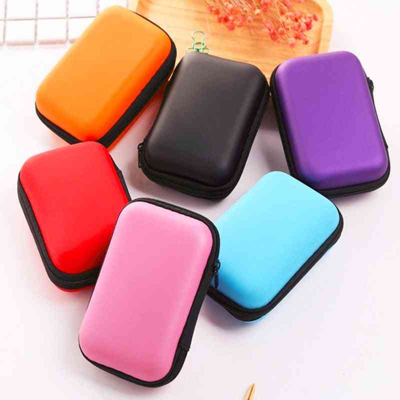 Portable External Bay Case, External Hard Disk Drive, Pouch Cover Bag