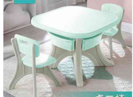 Children Furniture Drawing Table