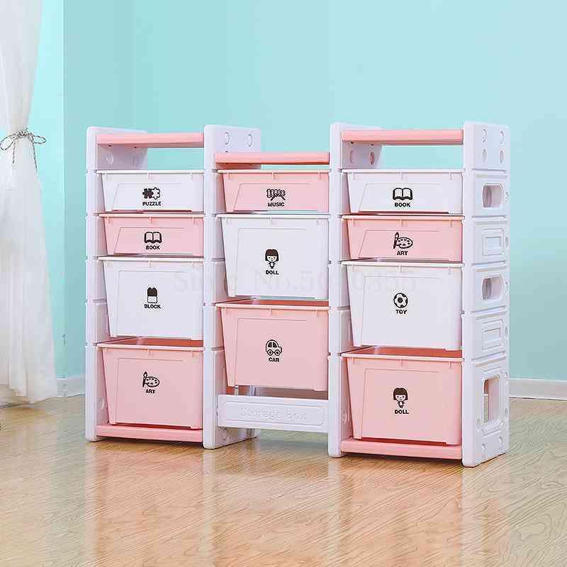 Large Capacity's Bookshelf Organizer, Rack Storage