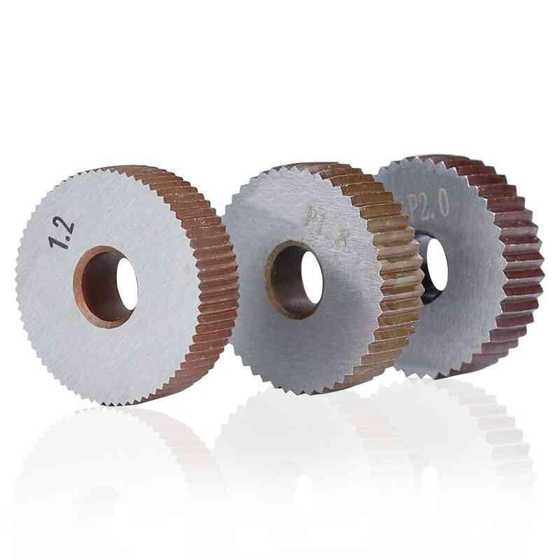Knurling Knife, Straight Line Wheel, Inner-hole Gear Shaper, Cutter Lathe