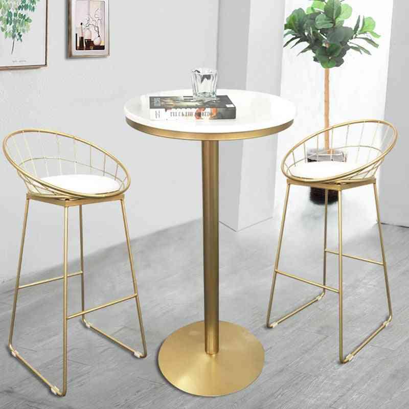 Modern Bar Stool High Chair