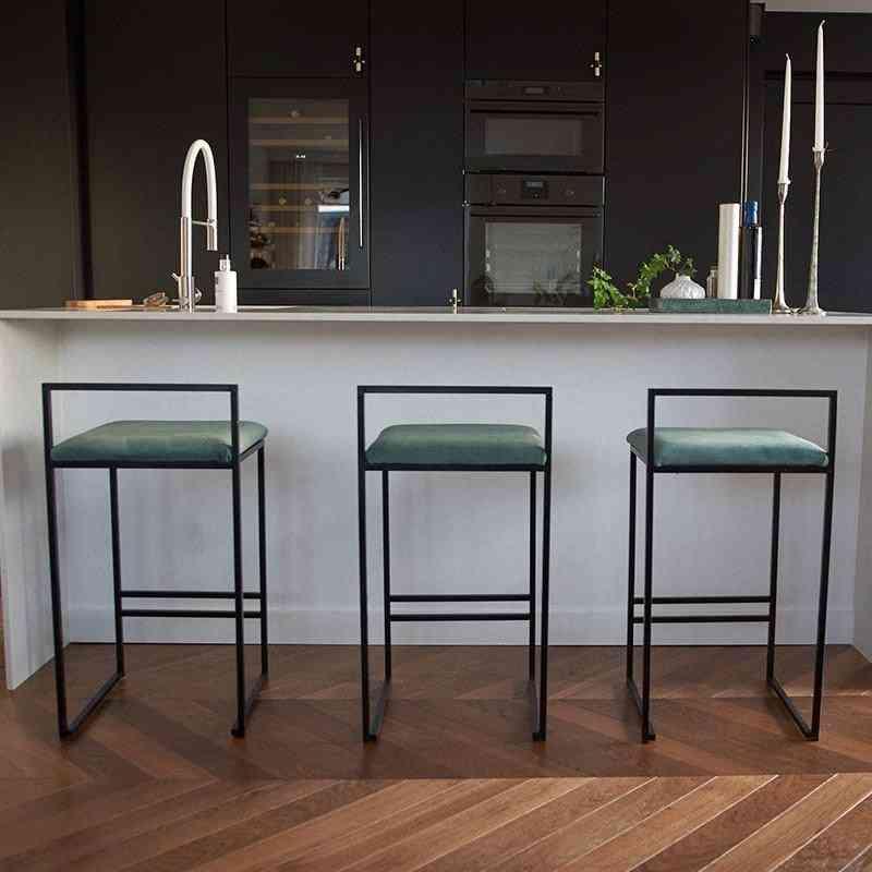 Creative Design- Minimalist Bar, High Stool Chair