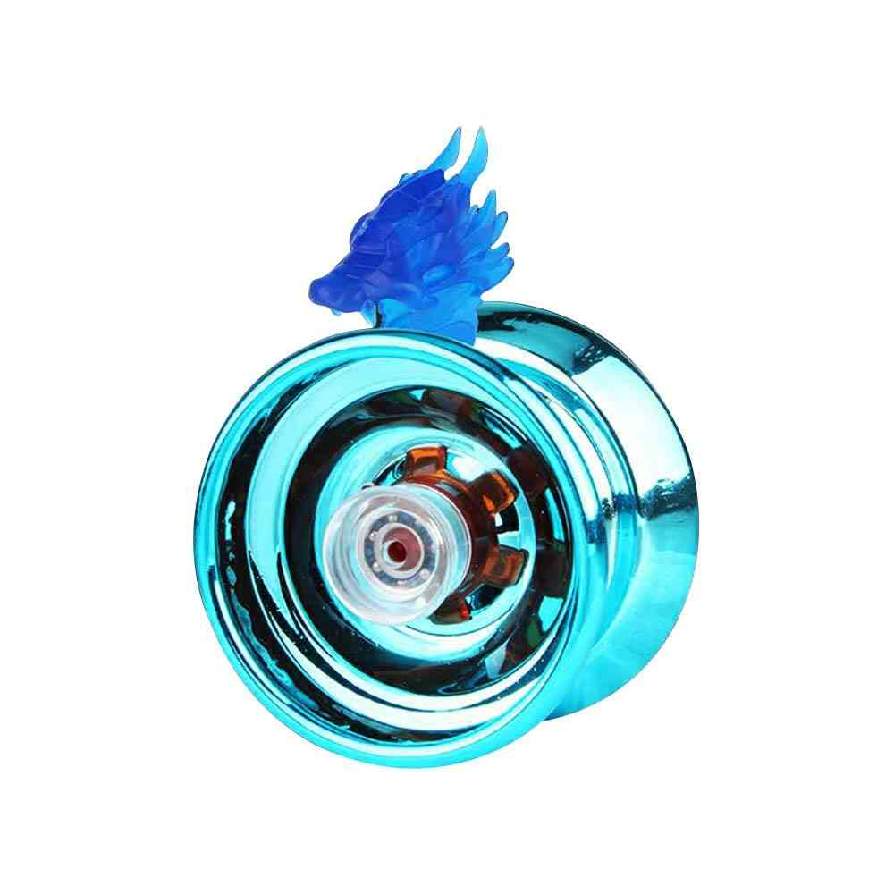 Magic Yoyo Responsive High-speed Aluminum Alloy Cnc Lathe With Spinning String For