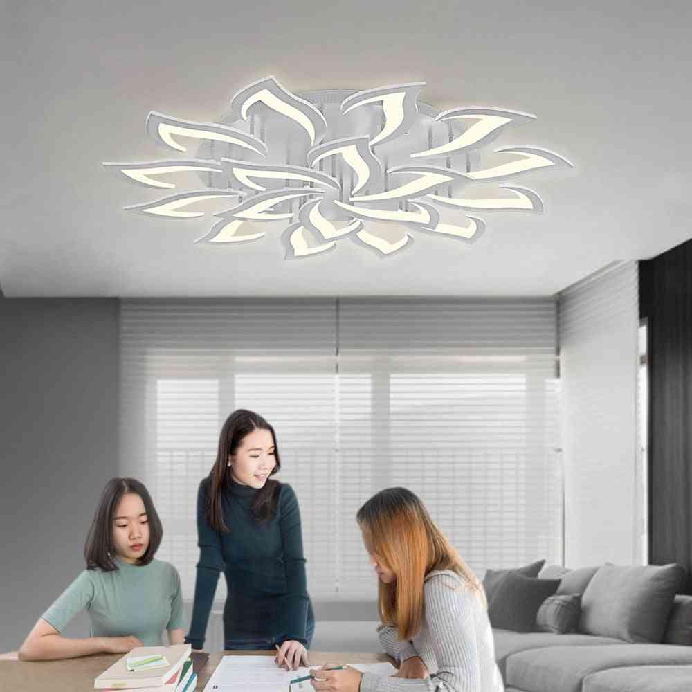 Modern Led Ceiling, Chandelier Lamp Lighting For Home