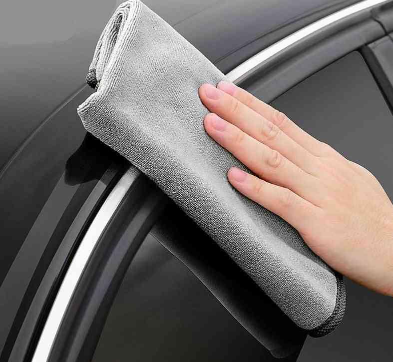 Car Wash Towel Dry Microfiber Towel
