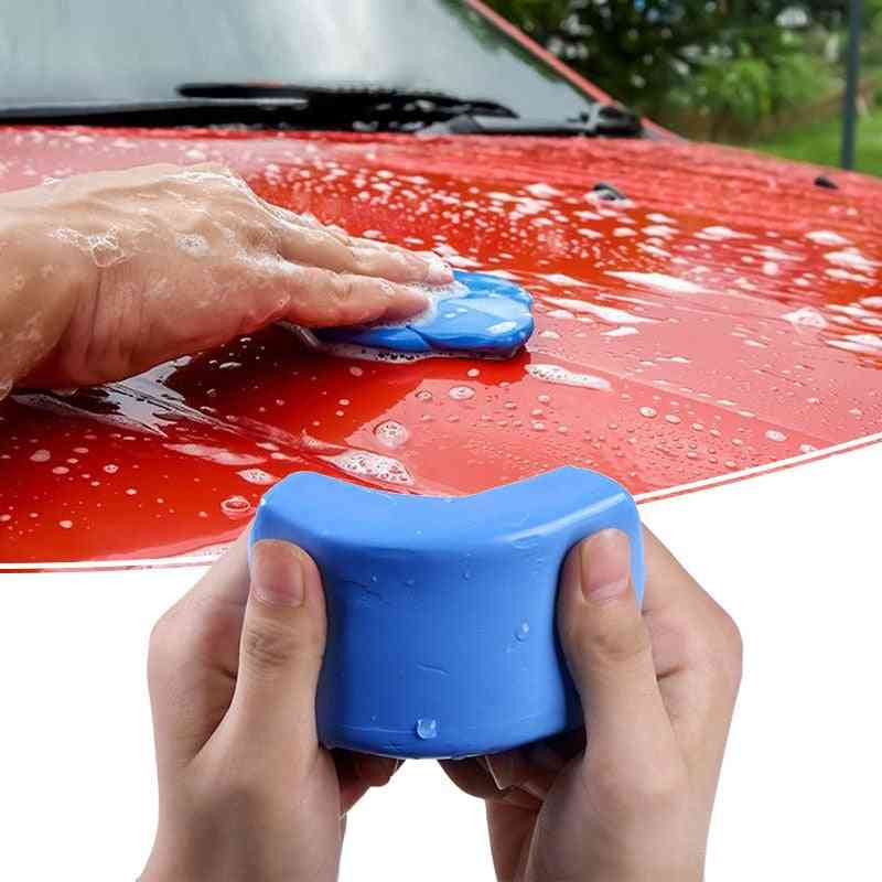 Car Cleaner 100/180g Blue Magic Clay Bar Wash Auto Styling Detailing/cleaning  Mini Handheld Washer