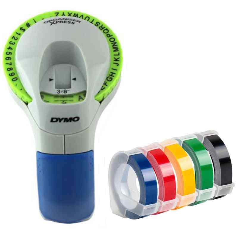 Embossing Tapes For Dymo Organizer  Label Makers