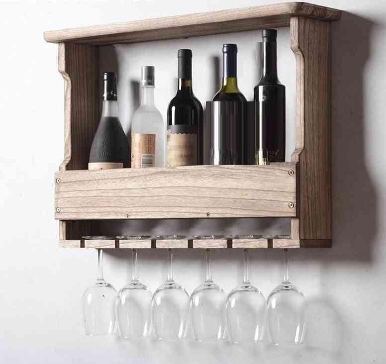 Commercial Furniture Bar Shelf Wine Cabinet