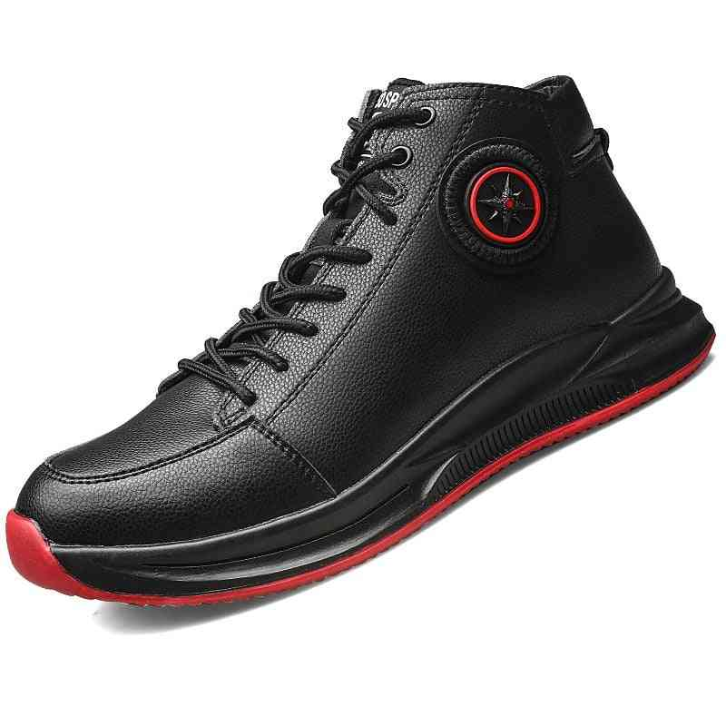 New Lightweight Safety Shoes Anti-crush Anti-piercing Breathable Shoes