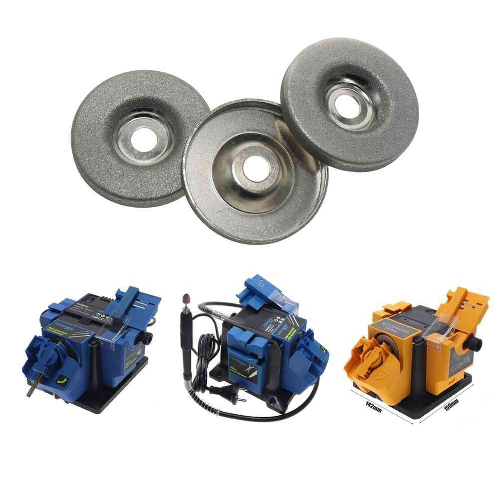 1pcs Diamond Grinding Wheel Electric Multifunctional Sharpener