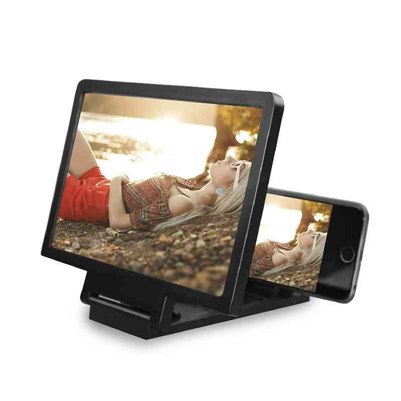 3d Screen Video Magnifier For Cell Phone