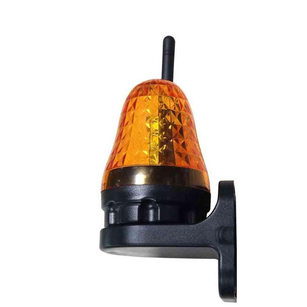 Universal Outdoor Led Signal Alarm Light Strobe Flashing Emergency Warning Lamp