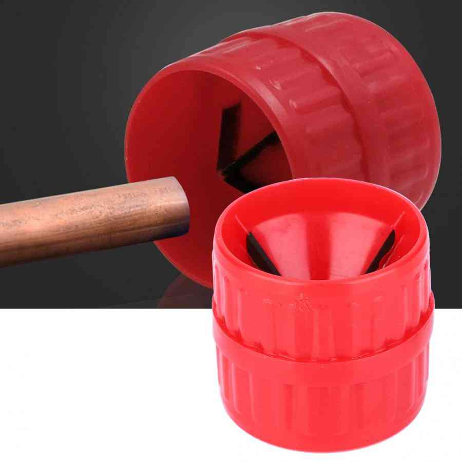 Inner-outer Reamer- Copper/ Aluminum/ Brass Tubing Cutter Pipe, Polishing Tools