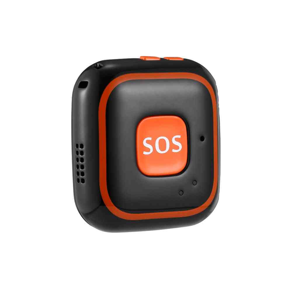 Elderly Senior Sos Button Emergency Alarm Real-time Tracking Care