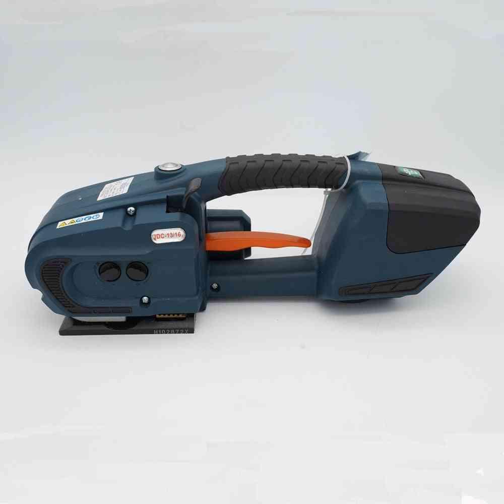 Auto Handheld, Jdc-2 Batteries Powered, Strapping Machine
