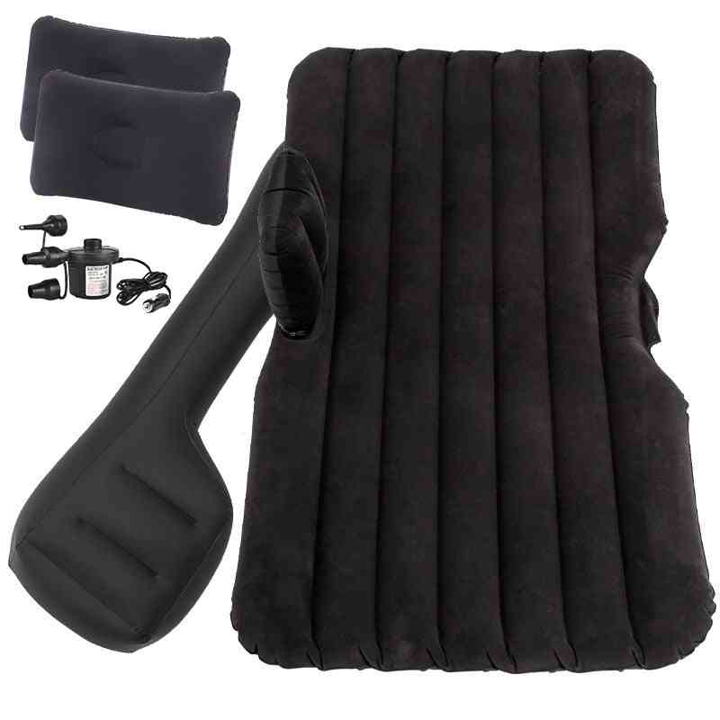 Car Inflatable/multifunctional Travel Bed, Mattress, Pvc+ Air Pump