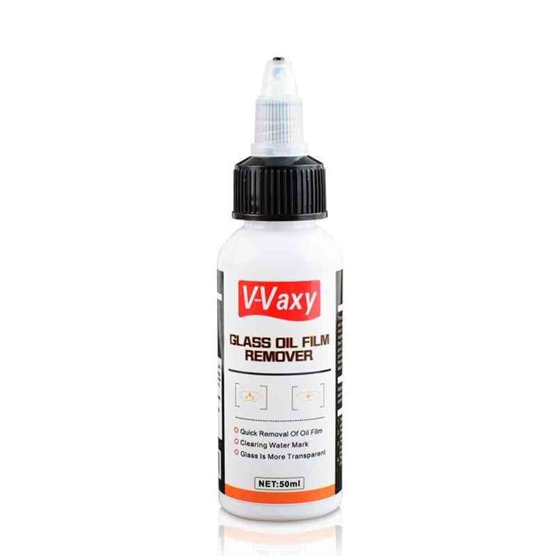 Oil Stain Removal Window Glass Oil Film Remover & Bathroom Cleaner Car Cleaning Accessories