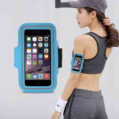 Arm Band Cell Phone Holder Pouch / Case
