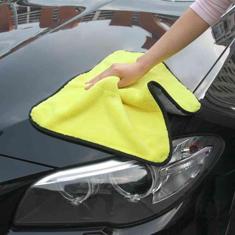 Car Care Polishing Wash Towels