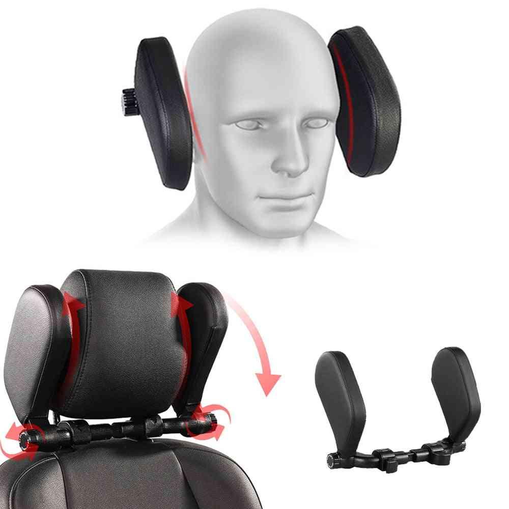 Car Seat Headrest Comfort Memory Foam