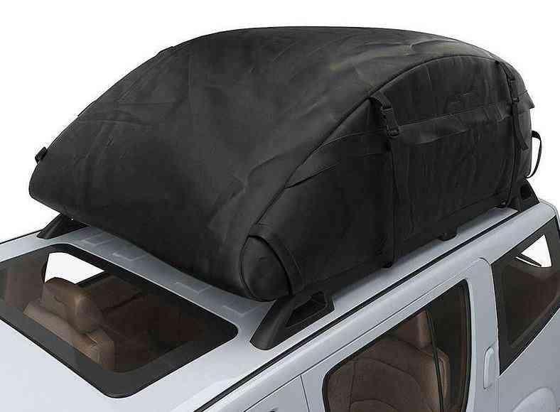130x100x43cm Car Top Roof Rear Trunk Suv Cargo Luggage Baggage Bag Luggage Carrier