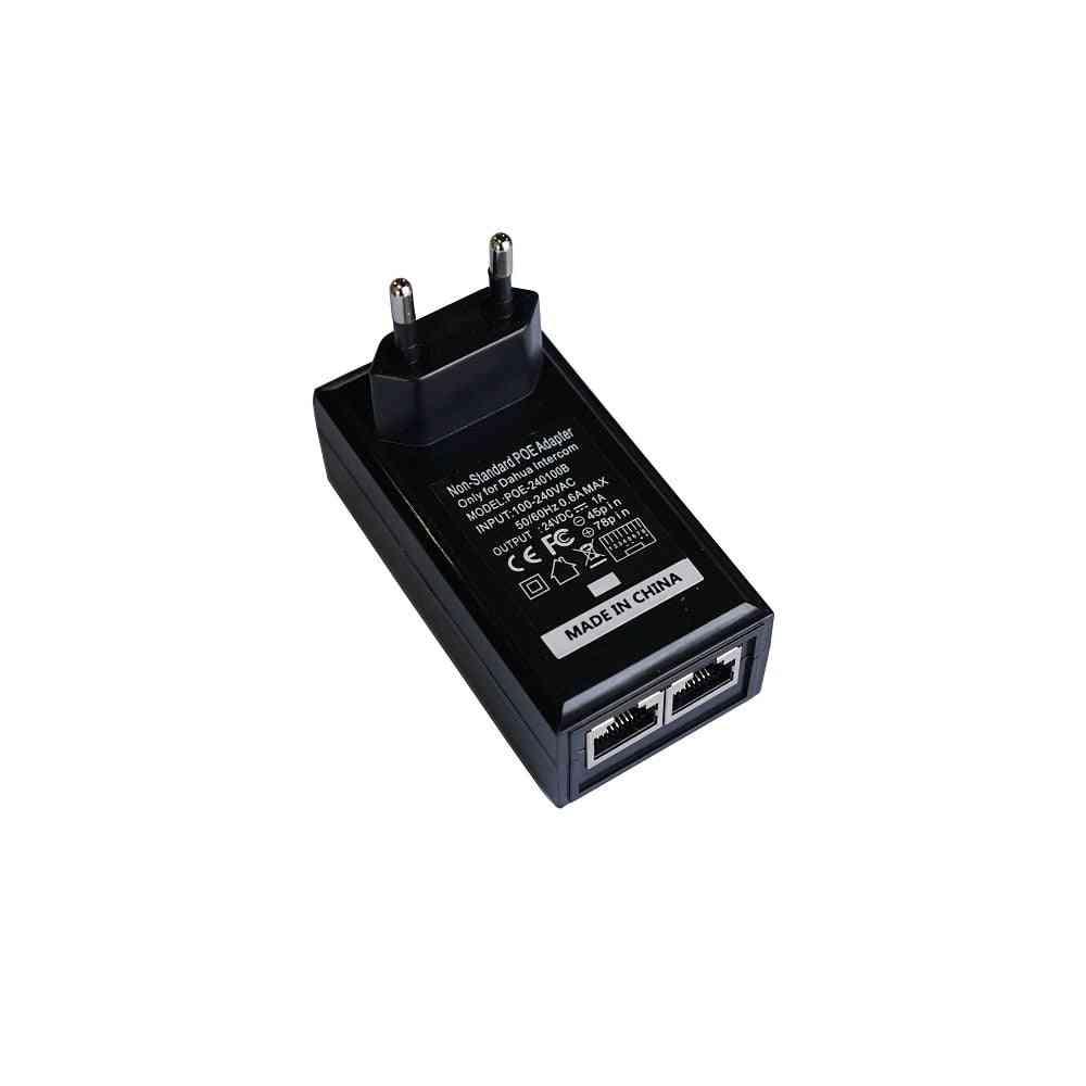 Non-standard Poe Power Adapter For Dahua Video Intercom