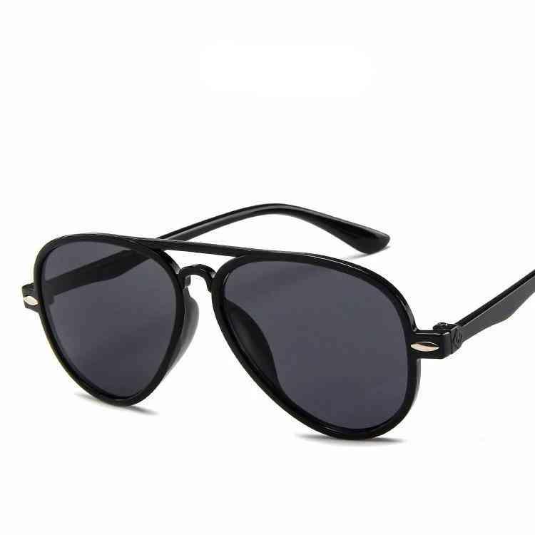Children's Eyewear, Cartoon Pilot Sunglasses For And