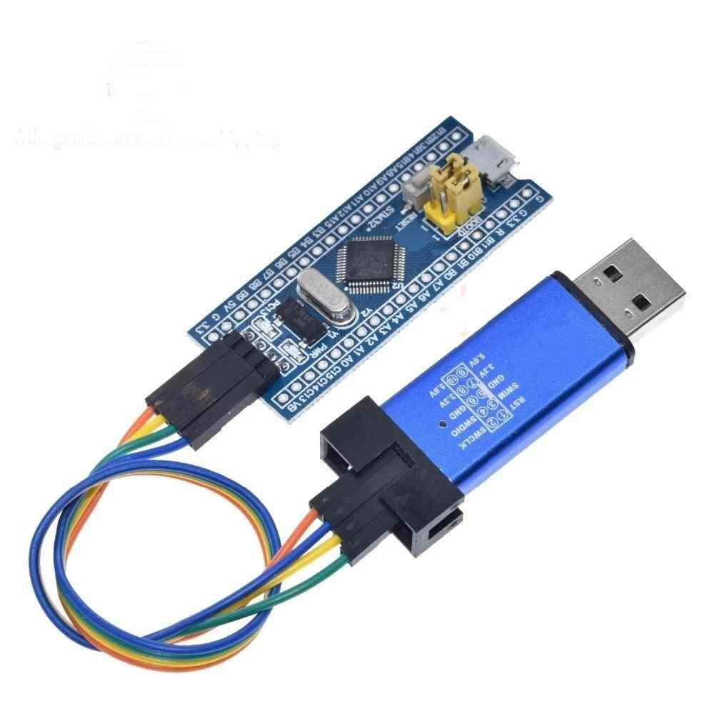 Stm32f103c8t6 Arm Stm32 Minimum System Development Board Module For Arduino Diy Kit St-link