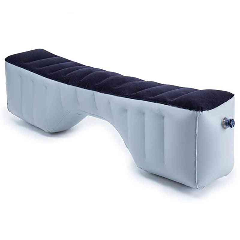Inflatable Car Travel Bed Mattress For Auto Seat