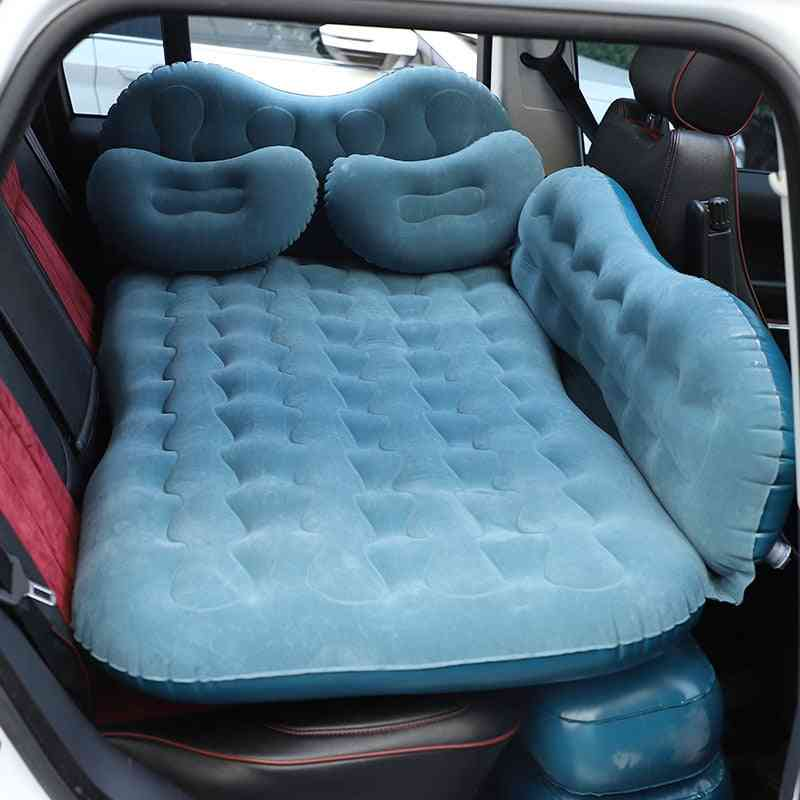 Car Travel Inflatable Mattress For Sleep, Outdoor Sofa Bed
