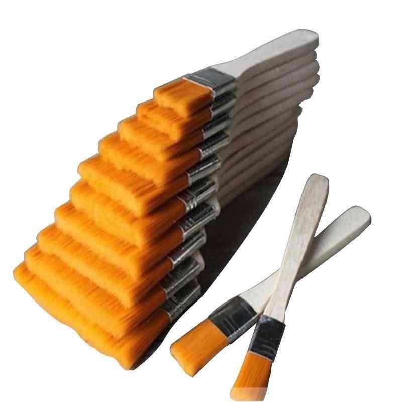 High Quality Multi-purpose Wooden Handle Nylon Brush