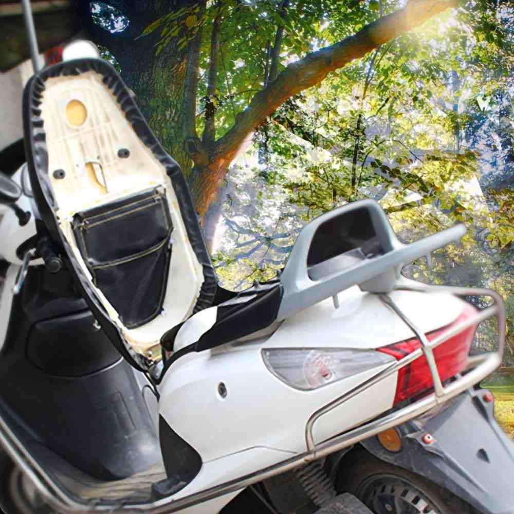 Motorcycle Under Seat Storage Bag