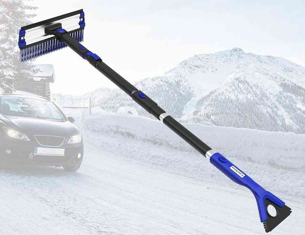 Snow Brush Water Remover For Car