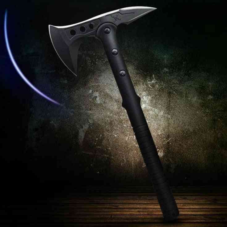 Tomahawk Army Outdoor Hunting Camping Survival Machete Hand Tool Fire Axe