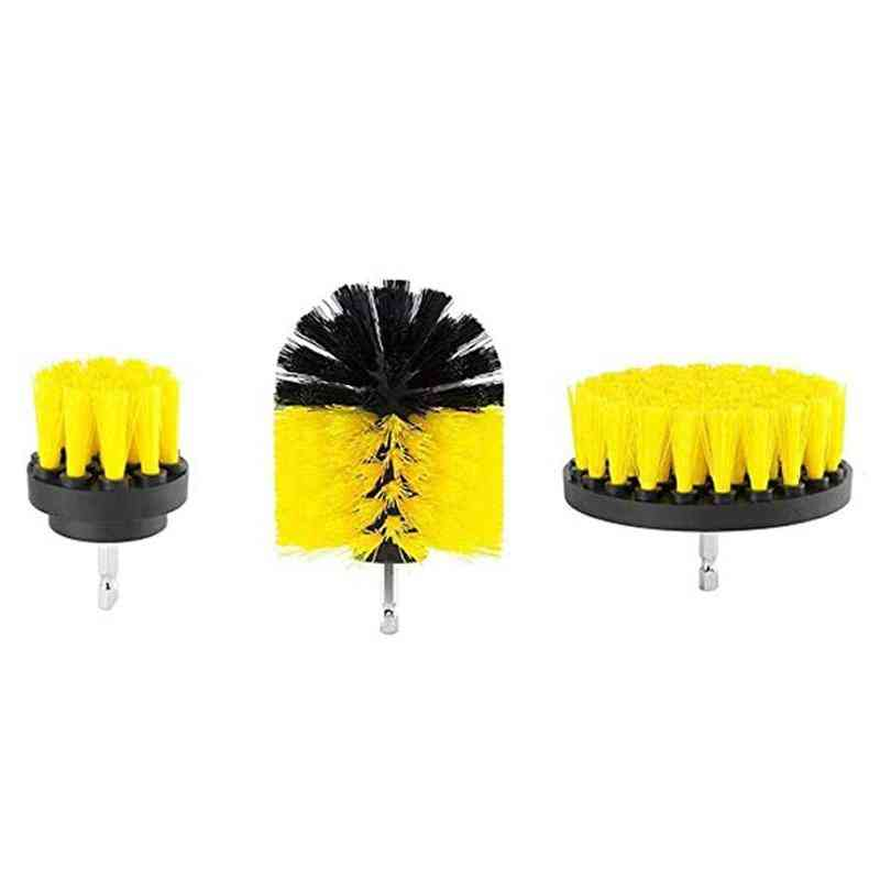 Power Scrubber Brush Drill Brush Clean For Bathroom Kitchen With Extender