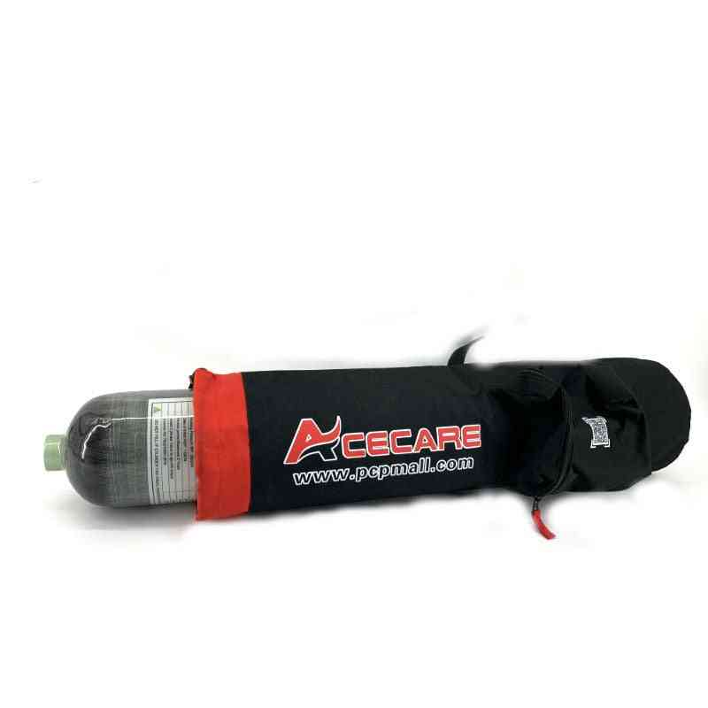 High Pressure, Carbon Fiber Tank, Hpa Diving Paintball Cylinder With Bags