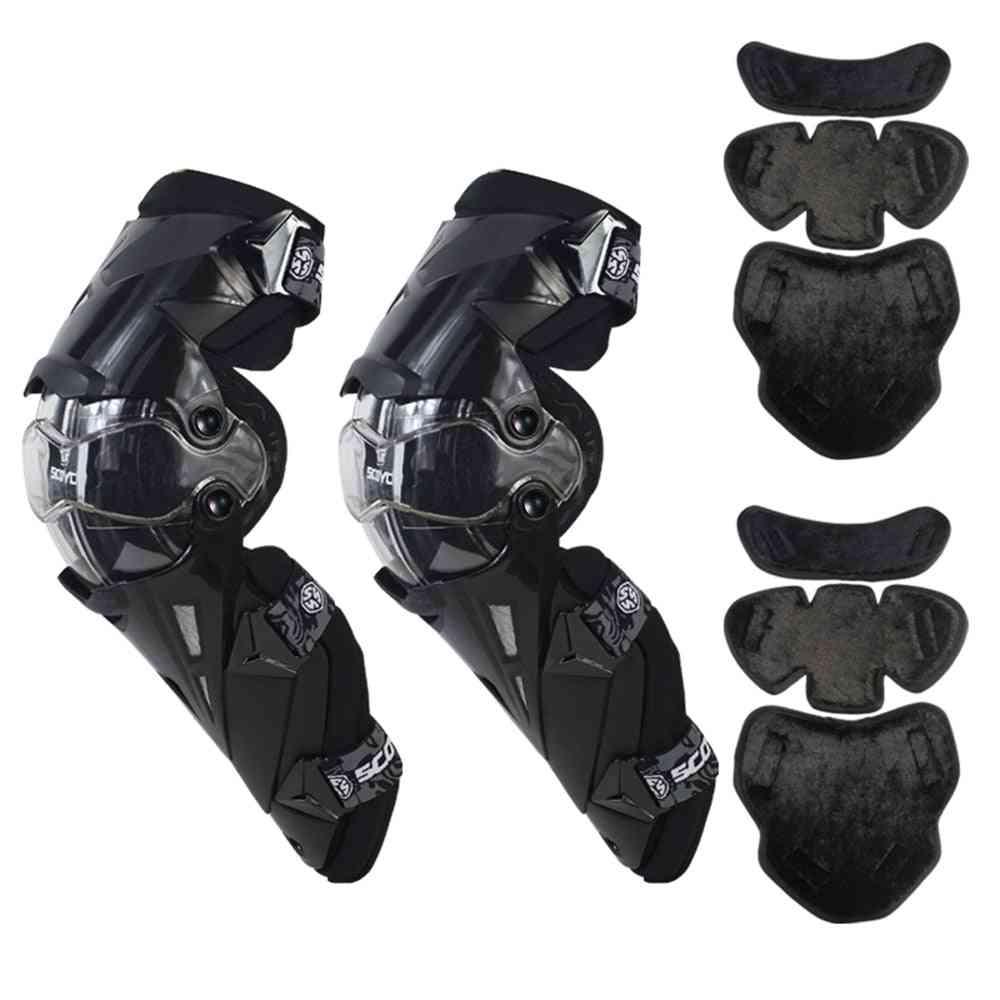 Motorcycle Knee Pad, Gear & Gurad Knee Protector Rodiller Equipment