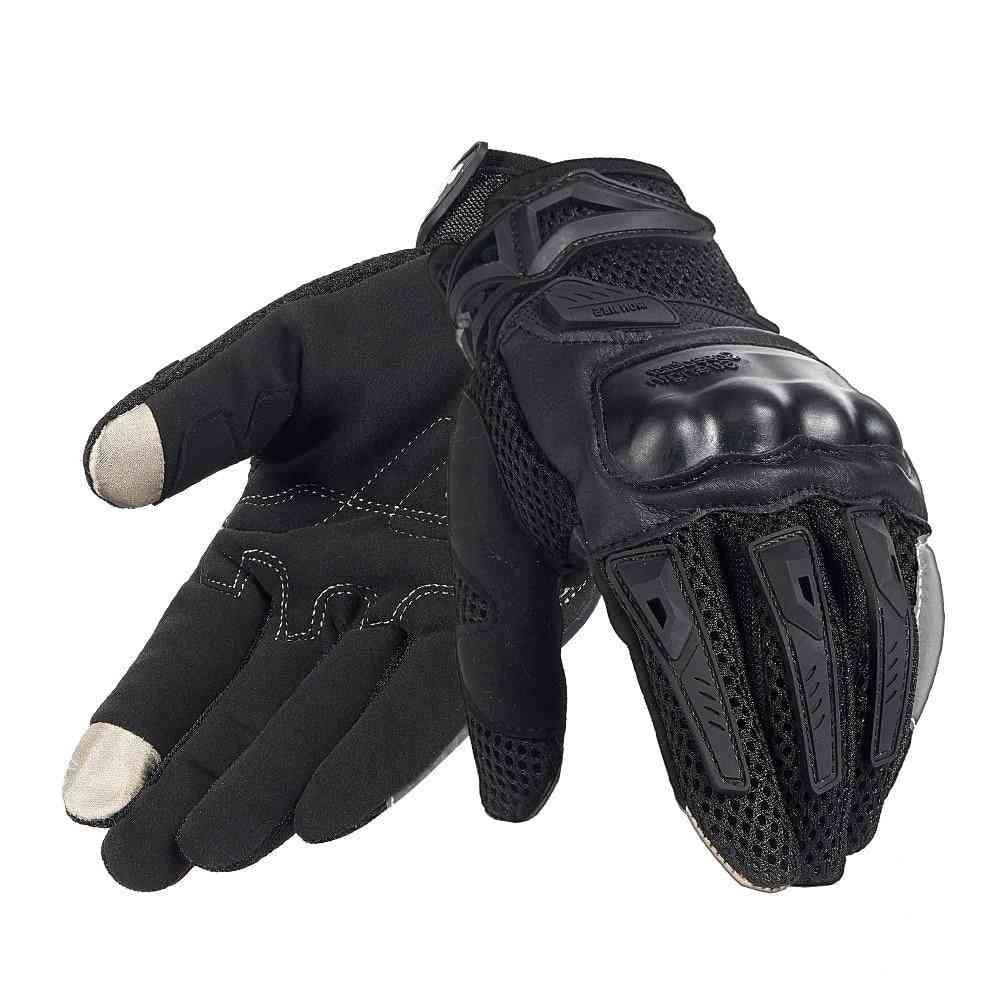 Summer Motorcycle Gloves Men