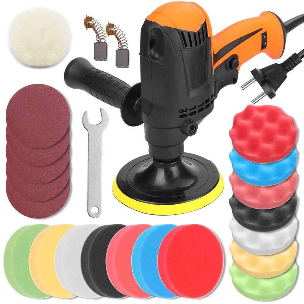 Mini Polishing Auto Car Polisher Sanding Machine, Power Tools