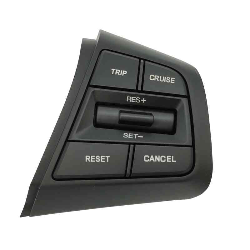 Steering Wheel Cruise Control Button