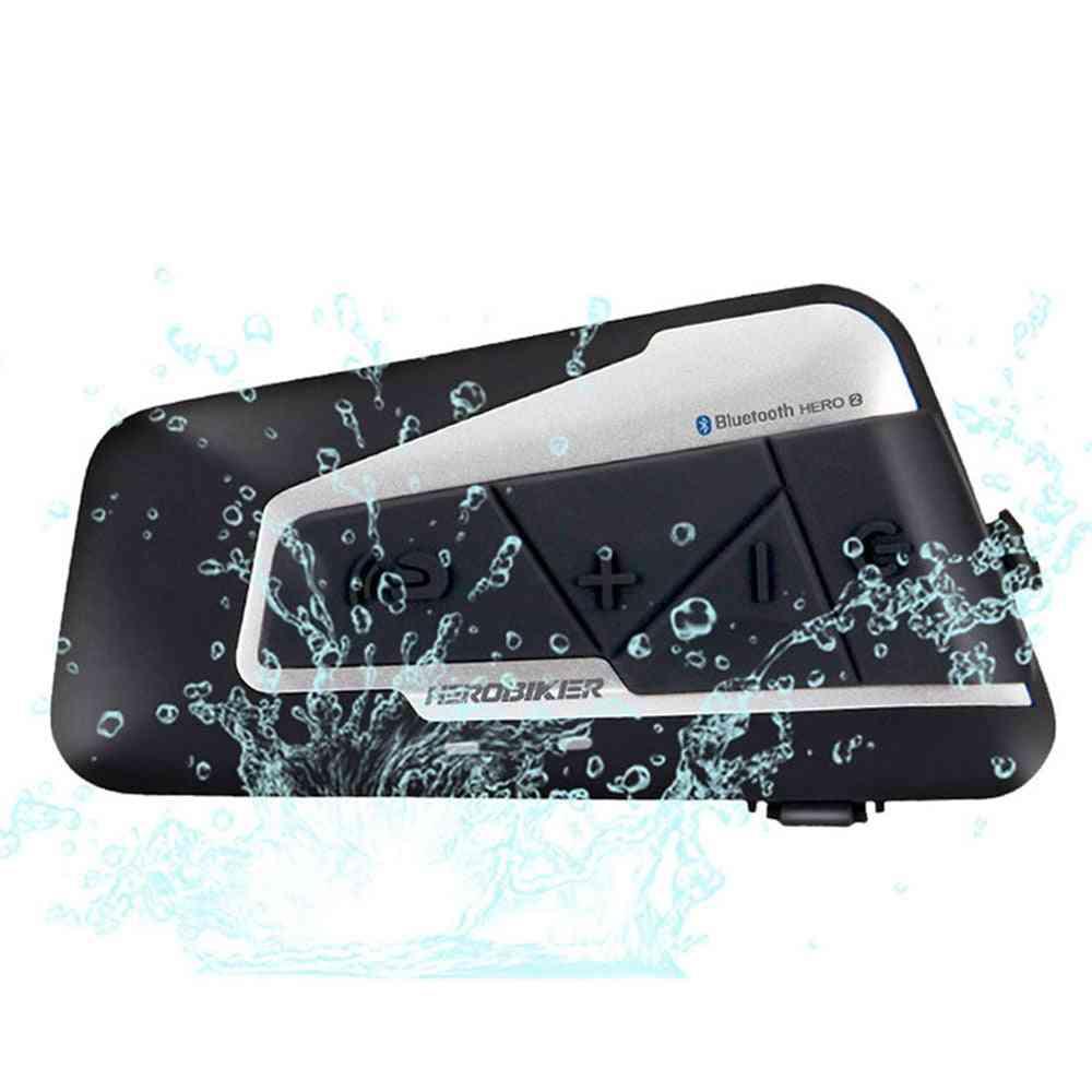 Wireless Bluetooth Moto Headset Interphone